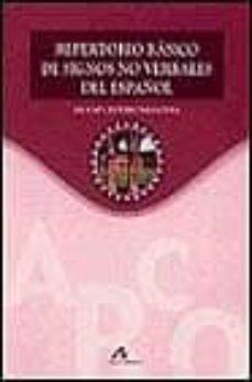 repertorio basico de signos no verbales del español-ana maria cestero mancera-9788476353851