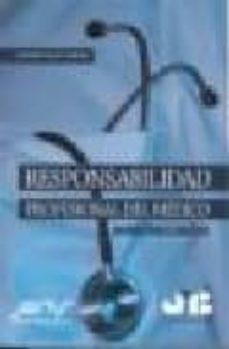 Audiolibro gratuito para descargar RESPONSABILIDAD PROFESIONAL DEL MEDICO: ENFOQUE PARA EL SIGLO XXI