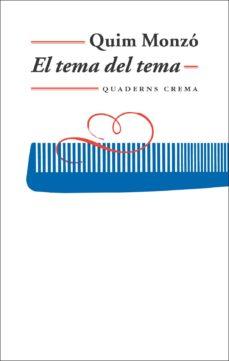 Javiercoterillo.es El Tema Del Tema (Catala) Image