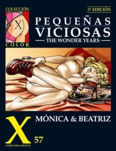 coleccion x 57: pequeñas viciosas: the wonder years-9788478333851
