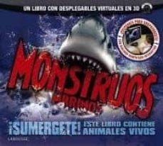 Followusmedia.es Monstruos Marinos (Incluye Cd-rom) Image