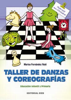 taller de danzas y coreografias-marisa fernandez rubi-9788483161951