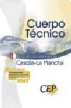 Carreracentenariometro.es Temario Comun Vol. I. Oposiciones Cuerpo Tecnico. Junta De Comuni Dades De Castilla-la Mancha Image