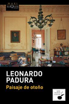 Descarga de libros de texto en español pdf PAISAJE DE OTOÑO