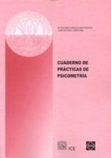 Geekmag.es Cuaderno De Practicas De Psicometria Image