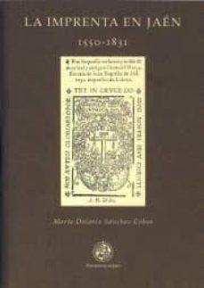 Titantitan.mx La Imprenta En Jaen: 1550-1831 Image