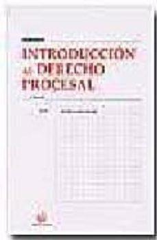 Carreracentenariometro.es Introduccion Al Derecho Procesal (3ª Ed.) Image