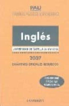 Inmaswan.es Pau Castilla La Mancha Ingles 2007 : Examenes Oficiales Resueltos Image