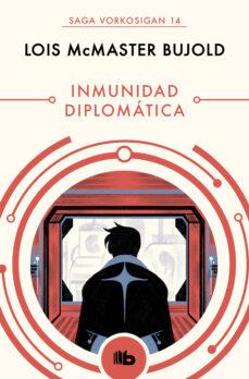 IPad atrapado descargando libro INMUNIDAD DIPLOMÁTICA (LAS AVENTURAS DE MILES VORKOSIGAN 14) de LOIS MCMASTER BUJOLD