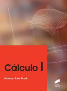 Libros descargables gratis para teléfonos android CÁLCULO I de MARIANO SOLER DORDA iBook PDB MOBI