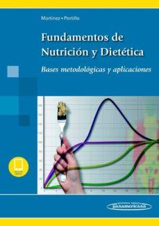 fundamentos de nutrición y dietética. bases metodológicas y aplicaciones, (incluye ebook)-9788491105251
