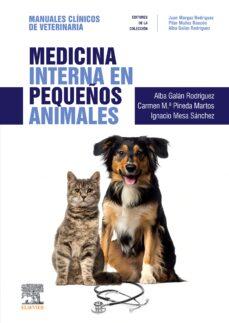 Descarga gratis ebooks para j2me MEDICINA INTERNA EN PEQUEÑOS ANIMALES: MANUALES CLINICOS DE VETERINARIA iBook 9788491133551 de ALBA GALAN RODRIGUEZ in Spanish