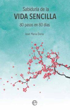 sabiduría de la vida sencilla (ebook)-jose maria doria-9788491641551