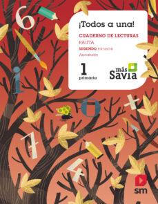 GLOBALIZADO 1º EDUCACION PRIMARIA SEGUNDO TRIMESTRE PAUTA MAS SAVIA ANDALUCIA