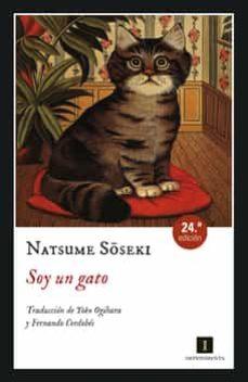 soy un gato (10ª ed.)-natsume soseki-9788493760151