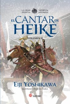 Ebook para descargar kindle EL CANTAR DE HEIKE II (Spanish Edition) de EIJI YOSHIKAWA DJVU