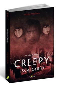Descargar libros de google books a nook CREEPY: ESCALOFRIO MOBI ePub CHM (Literatura española) de YUTAKA MAEKAWA