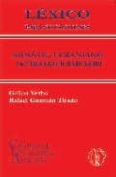 lexico para situaciones español-ucraniano-rafael guzman tirado-galyna verba-9788495855251