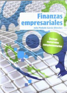 finanzas empresariales-julio pindado garcia-9788497328951