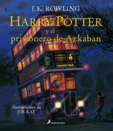 Debatecd.mx Harry Potter Y El Prisionero De Azkaban - Ilustrado Image