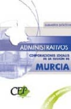 Carreracentenariometro.es Administrativos Corporaciones Locales De La Region De Murcia. Su Puestos Practicos Image