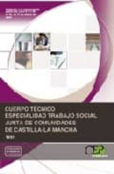 Debatecd.mx Cuerpo Tecnico Especialidad Trabajo Social: Junta De Comunidades De Castilla La-mancha. Test Image