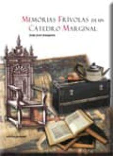 Curiouscongress.es Memorias Frivolas De Un Catedro Marginal Image