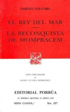 Iguanabus.es El Rey Del Mar; La Reconquista De Mompracem (4ª Ed.) Image