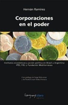 corporaciones en el poder (ebook)-hernán ramírez-9789872362751