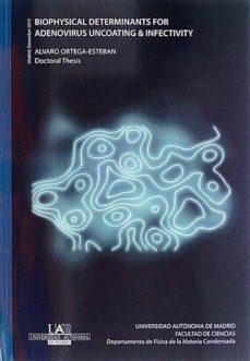 Valentifaineros20015.es Biophysical Determinants For Adenovirus Uncoating &Amp; Infestivity Image