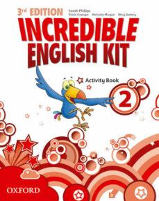 incredible english kit 2 ab 3 ed-9780194443661