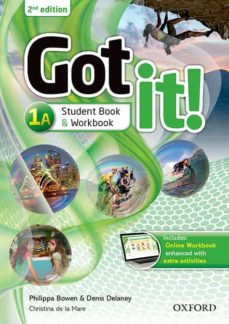 Descargar libro isbn code GOT IT: LEVEL 1: STUDENT S PACK WITH MULTI-ROM 9780194463461 in Spanish
