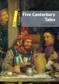 Libros gratis para descargar en el rincón DOMINOES LEVEL 1: FIVE CANTERBURY TALES BOOK WITH MP3 SECOND EDITION