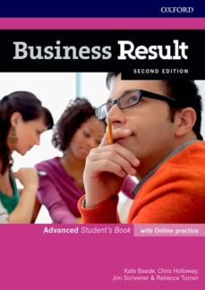 Descarga gratuita de la colección de audiolibros. BUSINESS RESULT ADVANCED. STUDENT S BOOK WITH ONLINE PRACTICE 2ND EDITION in Spanish 9780194739061