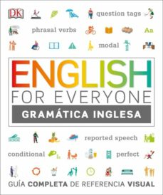Descargar libros en pdf gratis para kindle ENGLISH FOR EVERYONE: GUIA DE GRAMATICA DJVU de