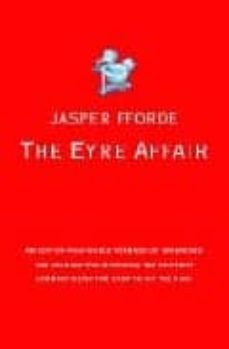 the eyre affair-jasper fforde-9780340733561