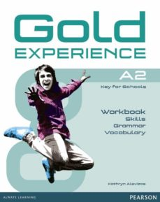 Descargar ebook gratis GOLD EXPERIENCE LANGUAGE AND SKILLS WORKBOOK A2 CHM iBook