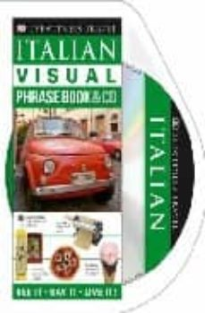 italian visual phrase book and cd-9781405331661