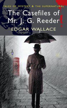 the casefiles of mr j.g.reeder-edgar wallace-9781840226461