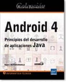 Geekmag.es Recursos Informáticos Android 4 - Principios Del Desarrollo De Aplicaciones Java Image