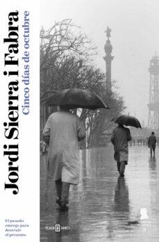Descargas de libros mp3 gratis en línea CINCO DIAS DE OCTUBRE (Literatura española)