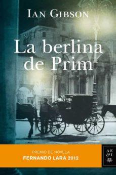 Canapacampana.it La Berlina De Primm (Premio Fernando Lara 2012) Image