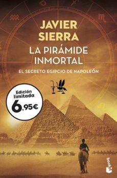 Los mejores libros gratuitos para descargar. LA PIRAMIDE INMORTAL RTF PDB 9788408201861 de JAVIER SIERRA