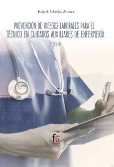 Descargar gratis ebook portugues PREVENCION DE RIESGOS LABORALES PARA EL TECNICO EN CUIDADOS