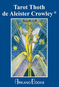 tarot thoth de aleister crowley-aleister crowley-9788415292661