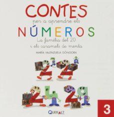 Costosdelaimpunidad.mx Contes Per Aprendre Els Números- Quadern 3 - Familia Del 20 Image