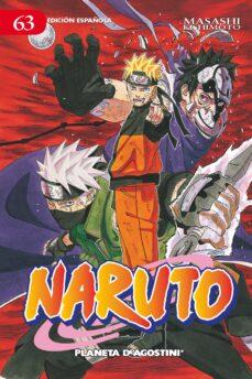 naruto nº 63 (de 72) (pda)-masashi kishimoto-9788415821861