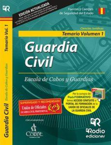 Permacultivo.es Temario Guardia Civil. Volumen 1 Image