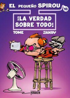 Costosdelaimpunidad.mx El Pequeño Spirou Nº 18: ¡La Verdad Sobre Todo! Image