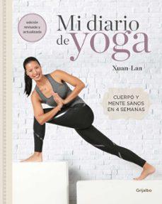 Padella.mx Mi Diario De Yoga: Cuerpo Y Mente Sanos En 4 Semanas Image